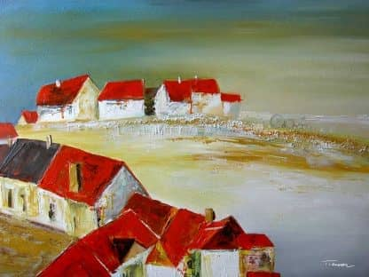 Landschaft 2 Heinz Tischer