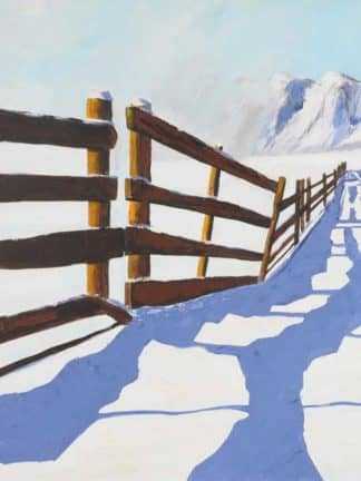Landschaft 3 Heinz Tischer