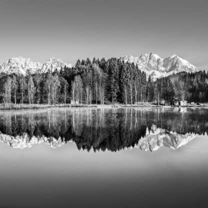 Schwarzsee von Kurt Tropper