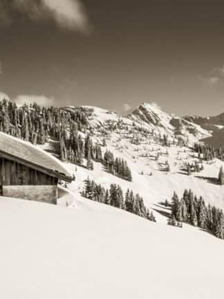 Skitour Stuckkogel von Kurt Tropper