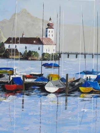 Landschaft 11 Heinz Tischer