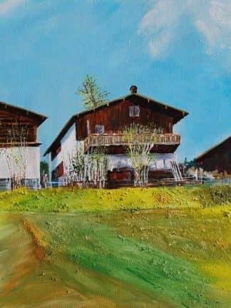 Landschaft 9 Heinz Tischer
